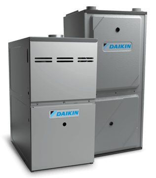 Daikin Gas Furnaces